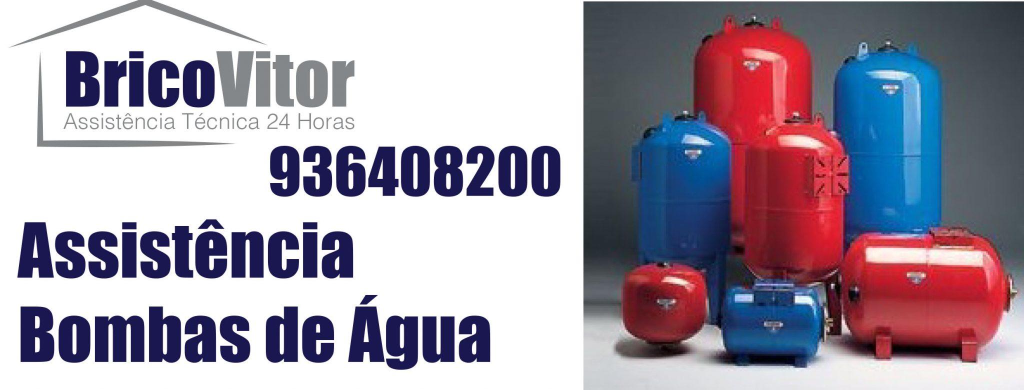 Manutenção Bombas de Água Vizela,