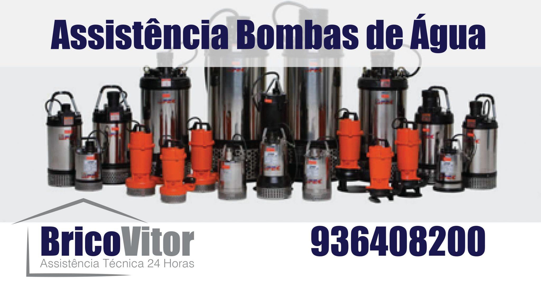 Manutenção de Bombas de agua