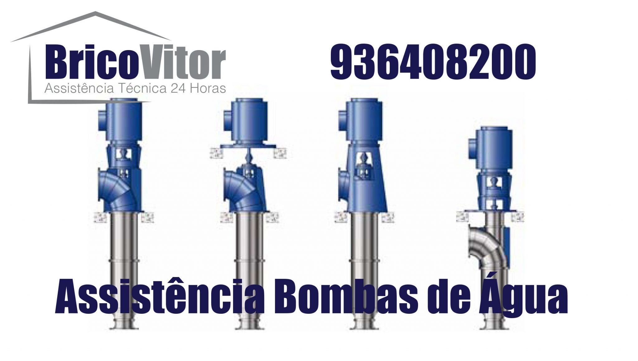 Venda e instalação Bombas de agua