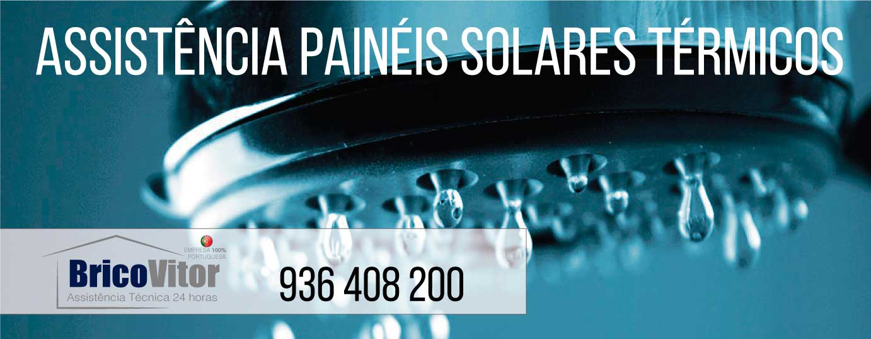 Serviço de assistência Reparação painéis Solares