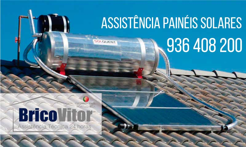 Reparação Painéis Solares Loures,