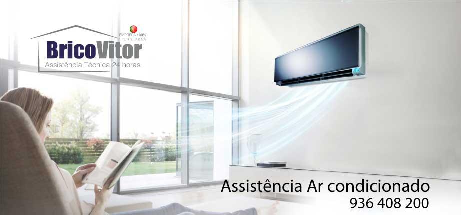 Assistência tecnica ar condicionado