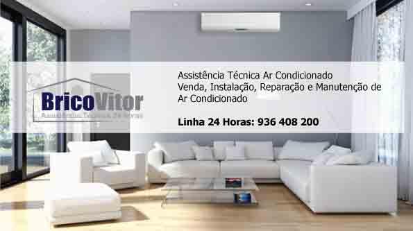 Reparação Ar condicionado,