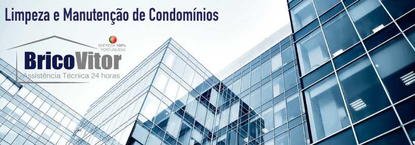 Limpeza de Condomínios e empresas
